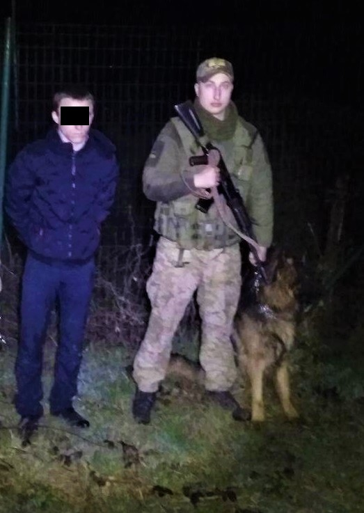 Учора ввечері прикордонники Чопського загону завадили незаконним намірам  громадян Бельгії та Молдови перетнути держрубіж в обхід пунктів пропуску.