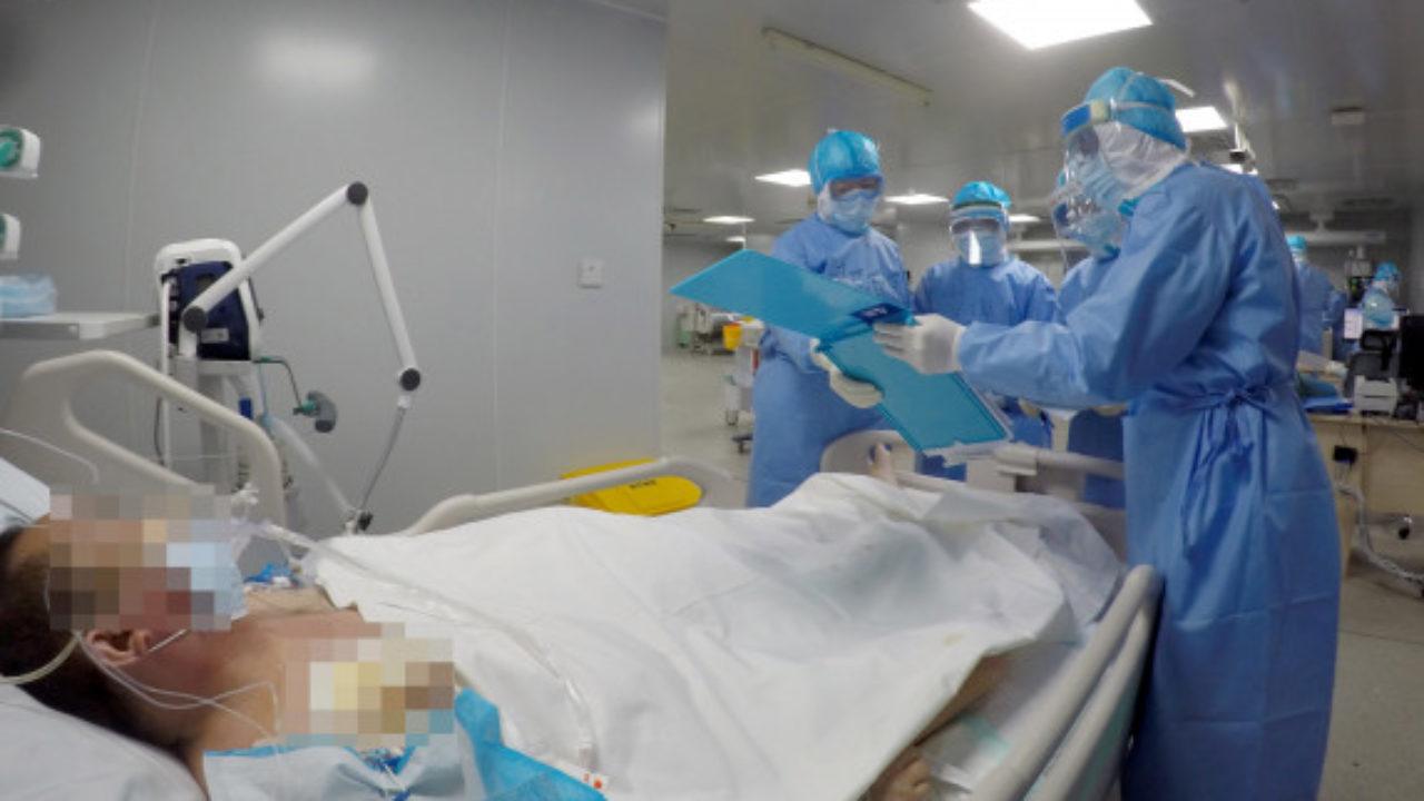 В Україні від вірусу COVID-19 продовжують помирати громадяни.