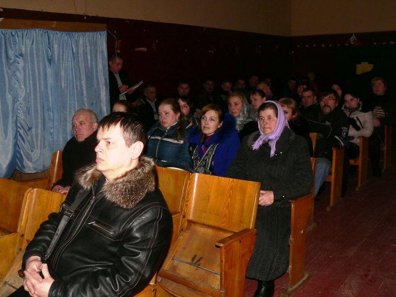 На Мукачівщині обговорювали добровільне об'єднання громад