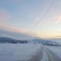Один з гірських перевалів Закарпаття замело снігом (ВІДЕО)