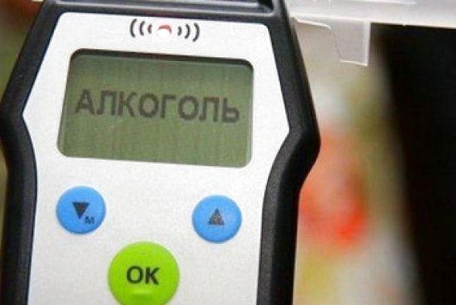 В селе Дубровка нашли нетрезвого водителя.