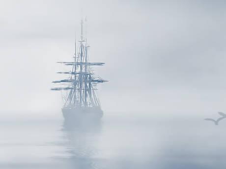"""Бермудський трикутник """"відпустив"""" зникле 90 років тому судно"""