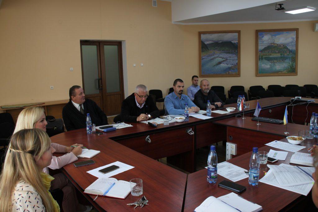 В Ужгороді у прокуратурі Закарпатської області відбулася координаційна нарада правоохоронних органів регіону.