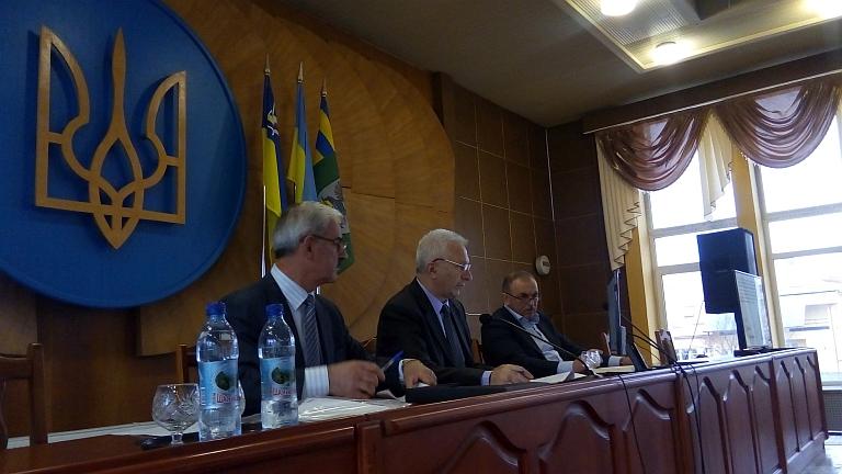 Тячівська райрада звільнила Василя Каганця з посади голови ради