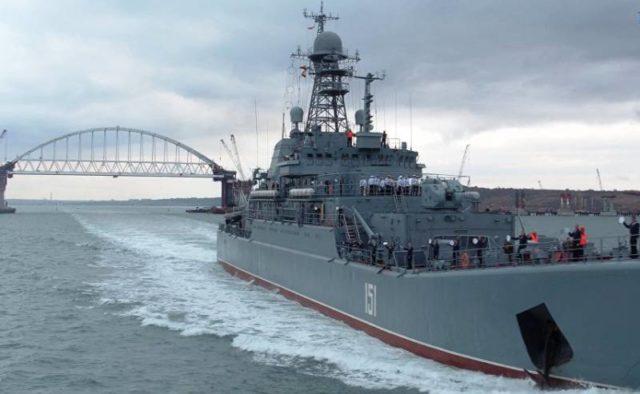 Оглядач Le Monde Сільвія Кауфман вважає, що російсько-український морський інцидент 25 листопада не випадковий.