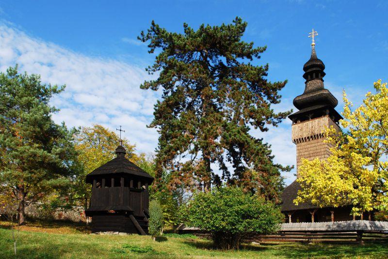 """Закарпатський музей народної архітектури та побуту буде радий привітати вас на першій цього року акції """"Веснянка в скансені""""."""