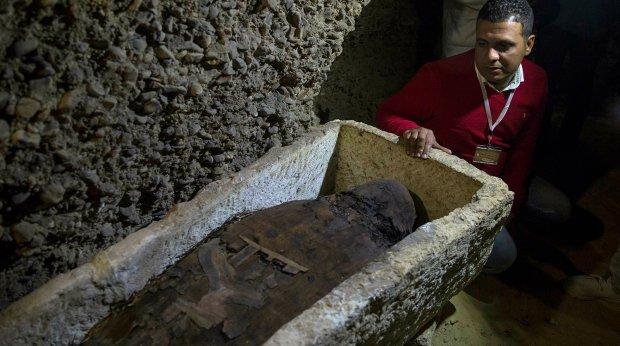 У покинутій гробниці знайшли тіло маленької дівчинки