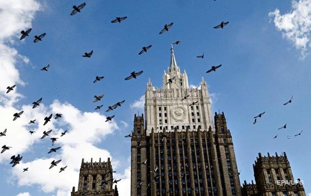 Офіційна Москва заявила, що соцопитування свідчать про бажання громадян українців бачити зміни.