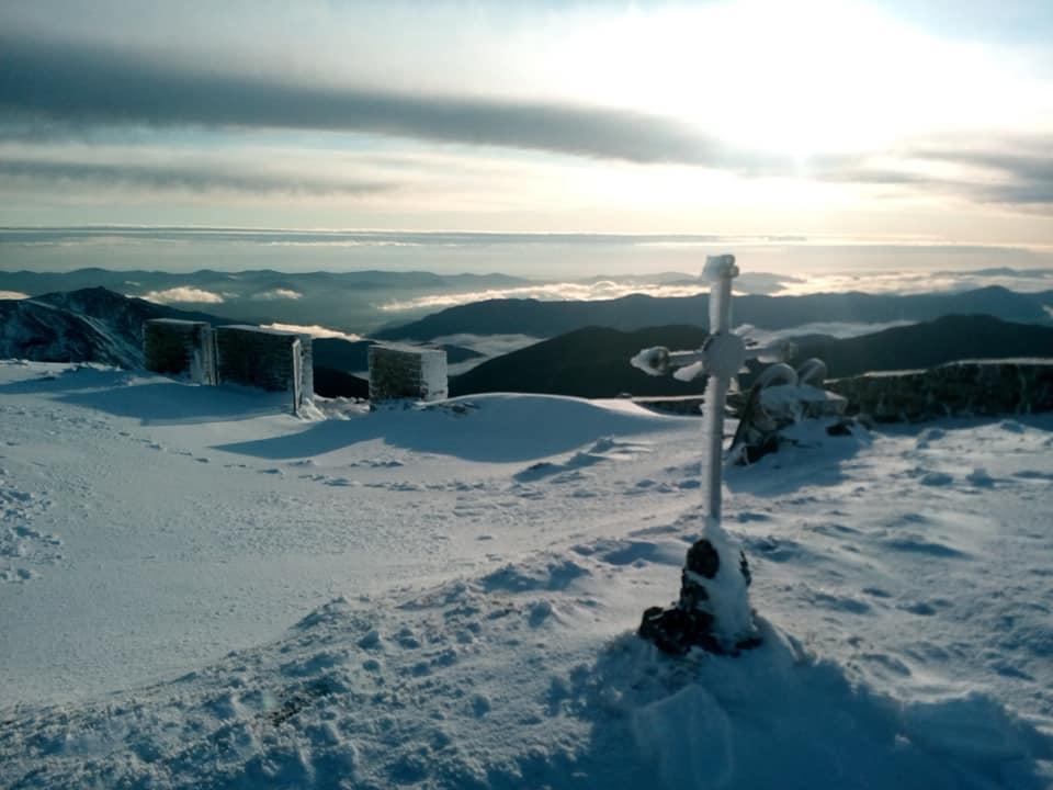 Температура повітря вночі 12-17°, вдень 4-9° морозу, в горах місцями вночі 20-22°, вдень 11-16° морозу.