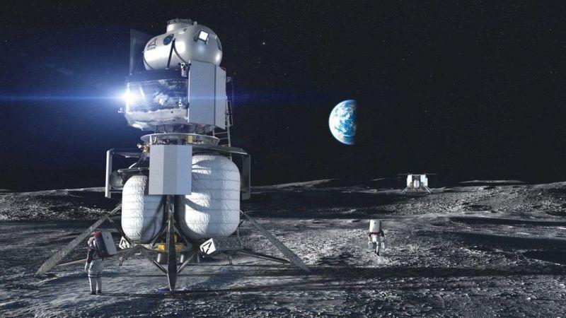 NASA офіційно оприлюднила плани з повернення на Місяць до 2024 року, це коштуватиме 28 млрд доларів.