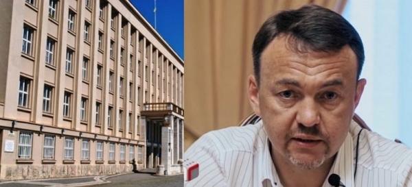 Про це на своєму Телеграм-каналі повідомив ужгородський журналіст Віталій Глагола.