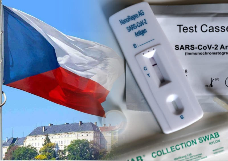 У відповідь на прискорення епідемії коронавірусу уряд ЧР оголосив про введення обов'язкових тестів при поверненні в Чеську Республіку з-за кордону.