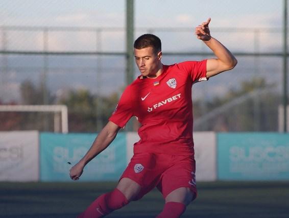 Закарпатська команда перемогла третю команду Північної Македонії.