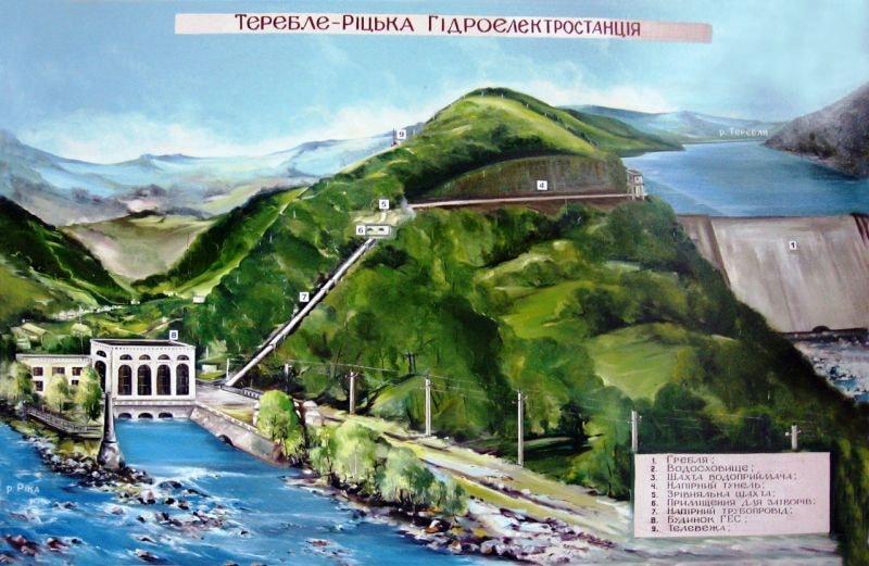 Почти сто лет назад пражский правительство заинтересовалось верховинскими реками, имевших мощный энергетический потенциал.