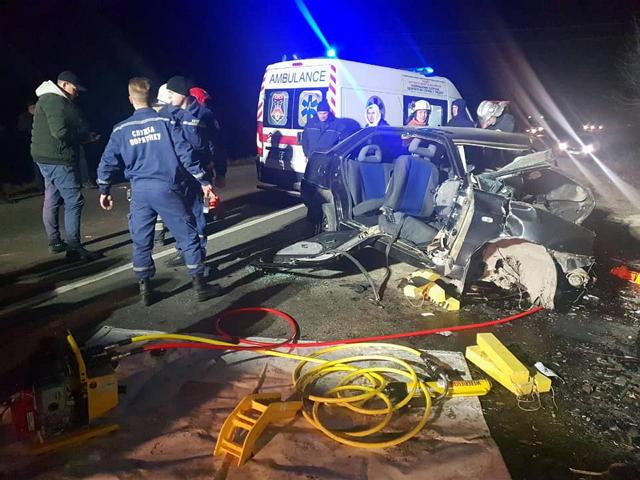Смертельна ДТП в Хусті: померла ще одна пасажирка автомобіля