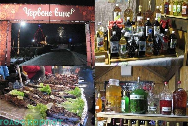 У Мукачеві триває наймасштабніший винний фестиваль країни