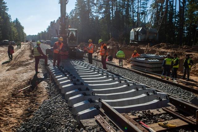 Протяжність залізниці - 20 км, необхідні кошти - 500 млн грн.