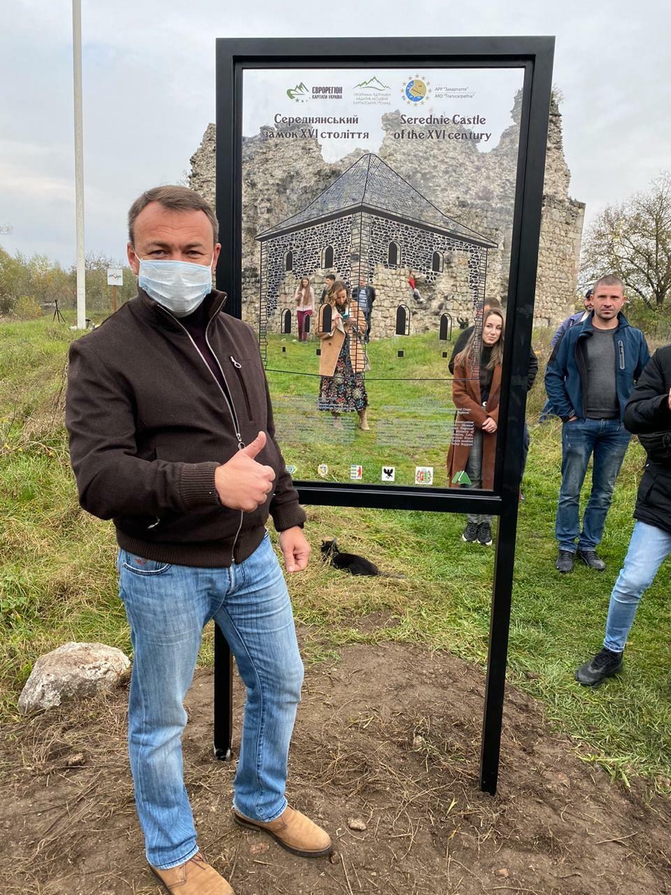 Про це розповів голова Закарпатської ОДА Олексій Петров.