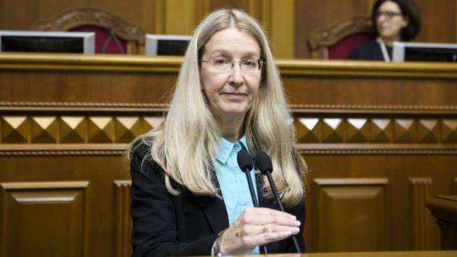 У понеділок Мін'юст оскаржував заборону Уляні Супрун працювати на посаді в.о. міністра здоров'я.