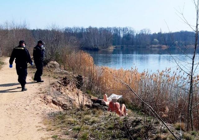 Поліція Пардубіцької області Чехії розповіла про курйозний випадок.