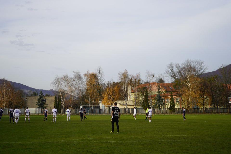 ФК «Минай» на виїзді здолав 9-ту команду чемпіонату Словаччини.