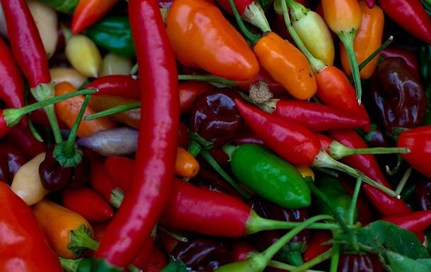Речовина у перці чилі має протизапальні, антиоксидантні та протиракові властивості. Регулярне вживання цього овоча знижує ризик смерті від раку й серцево-судинних захворювань на 25%.