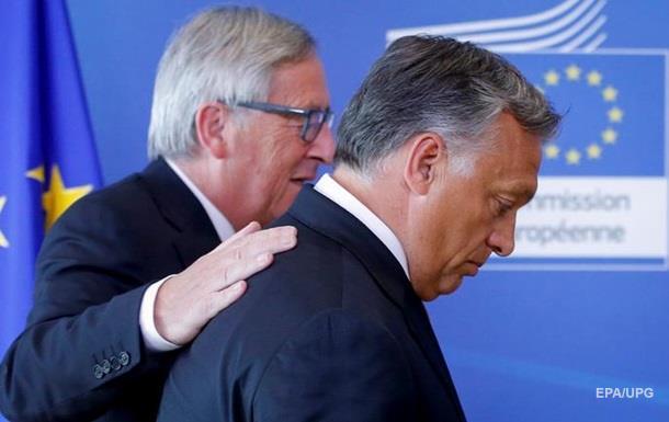Угорський прем'єр, якого називають диктатором, знову посварився з Євросоюзом. Тим часом, його зв'язки з популістами в Італії напередодні виборів в Європарламент міцніють.