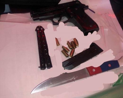 У селищі Солотвино громадяни виявили незаконні гральні апарати. На місці події працювала поліція, яка провела першочергові слідчі дії.