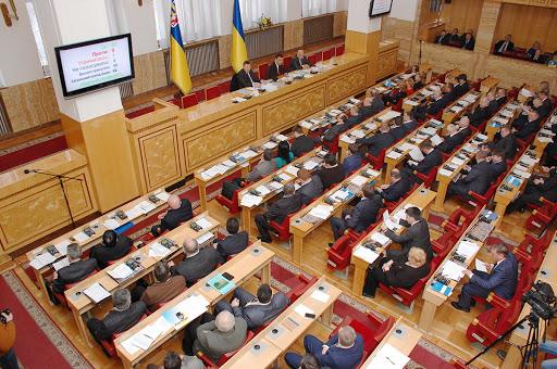 На голову Закарпатської облради претендують та Олексій Петров та Віктор Русин.