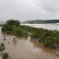 Велика вода на Закарпатті і теплиці: селяни ризикують втратити врожай (ФОТО)