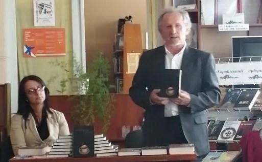 Всех, кто хочет пообщаться с живым свидетелем Чернобыльской аварии и издателем издательского дома «Украинский приоритет», ждет в понедельник в Вынохрадовской публичной библиотеке.