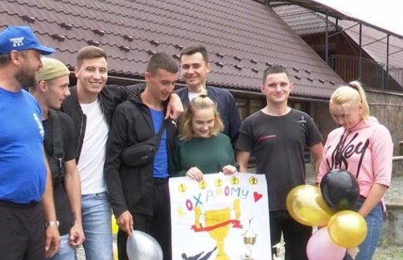 Закарпатський юнак став абсолютним чемпіоном світу з кіокушинкай карате серед молоді.