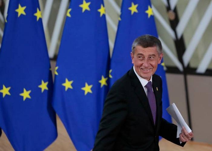 В черговий раз вніс ясність з цього приводу прем'єр Чехії Андрій Бабіш (Andrej Babiš).