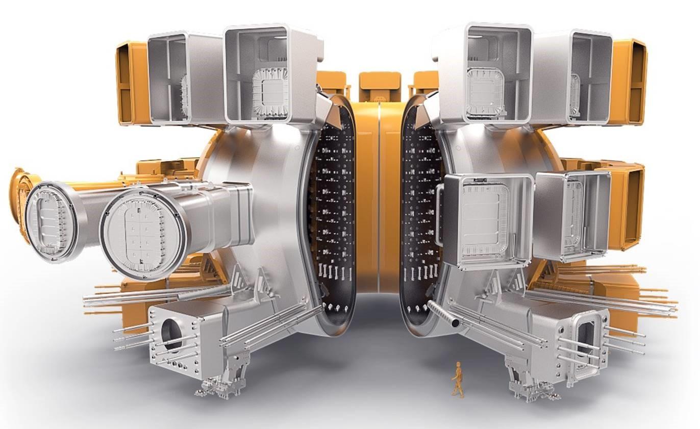 Через 14 років після отримання офіційного дозволу вчені нарешті почали збірку гігантського термоядерного реактора ІТЕР