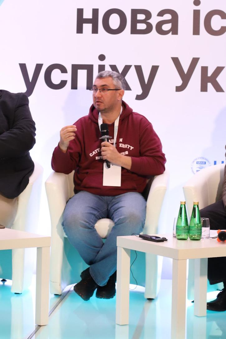 Закарпаття у контексті геополітичних викликів не завжди пов'язане з угорським впливом, вважає Вахтанг Кіпіані, головний редактор «Історичної правди».