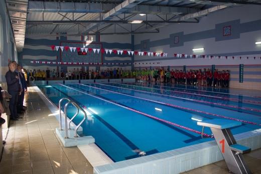 18-19 жовтня на базі спорткомплексу «Зінедін» поблизу Ужгорода відбулися довгоочікувані змагання з плавання – Кубок Закарпатської області та Першість клубу «Тиса-спорт».