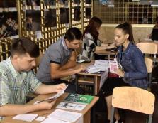 Керівництво УжНУ кількістю заяв поданих на навчання до вишу задоволене
