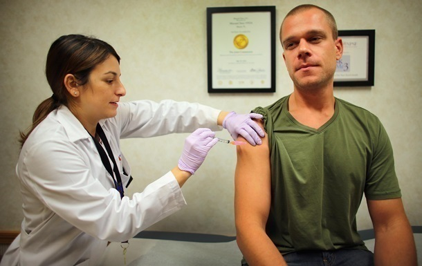 Українців з групи ризику будуть вакцинувати від кору безкоштовно