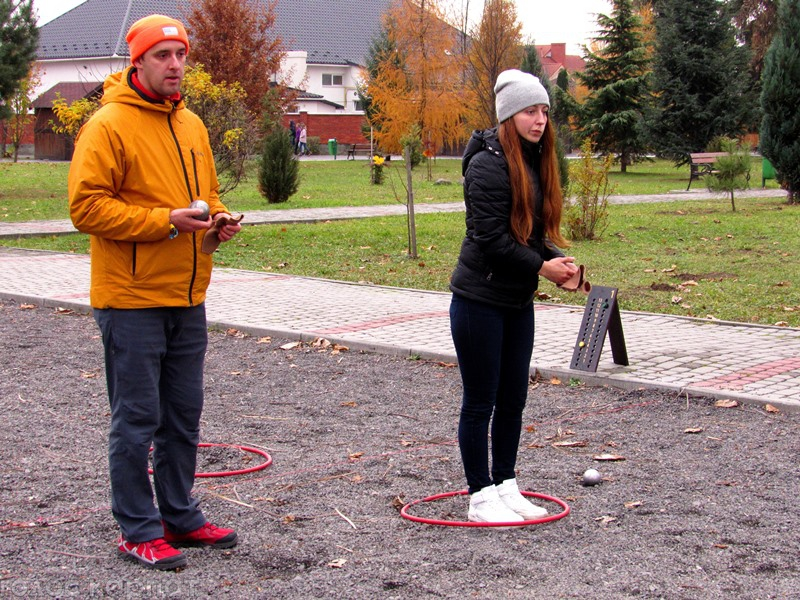 У Мукачеві пройшов традиційний міжнародний петанк-турнір