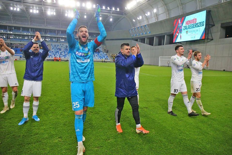 Полуфинальные поединки в венгерском Кубке оказались крайне ровными, ведь каждая пара сыграв по два матча, дома и на выезде, завершала их непременно вничью.