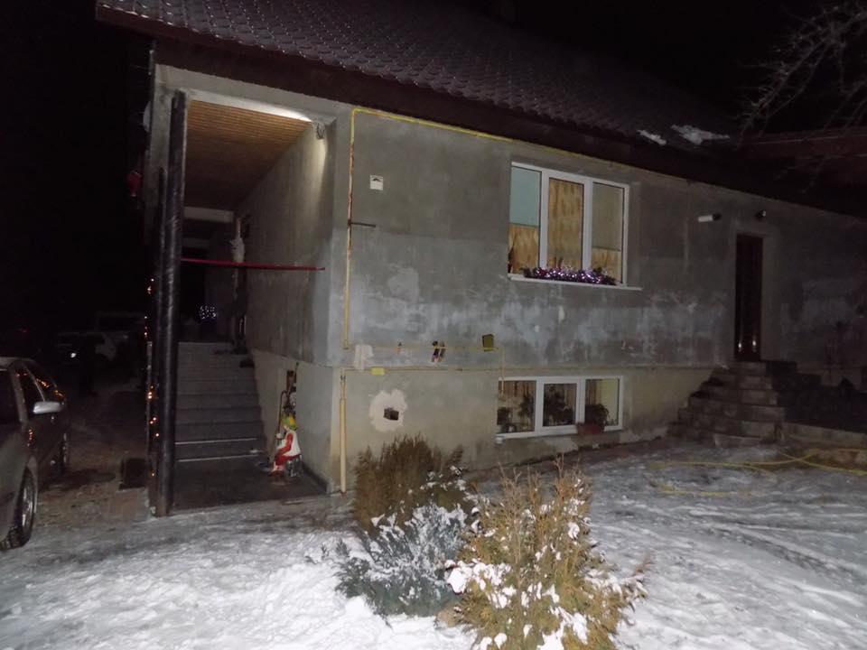 У ніч на 8 січня в селі Драгово Хустського району невідомі особи, скориставшись відсутністю господаря, відтиснувши вікно проникли в оселю місцевого жителя.