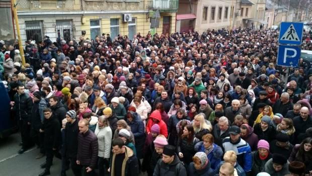 У третю неділю Великого посту, 22 березня, вулицями Ужгорода пройде хресна хода.