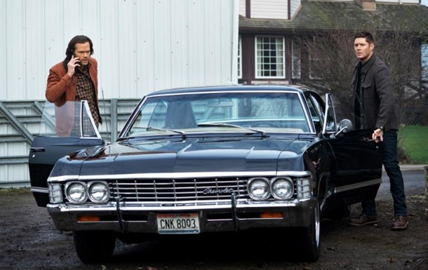 Стала відома доля автомобіля братів Вінчестерів після закінчення зйомок серіалу Надприродне. Один з героїв поклав око на машину ще у перший день.