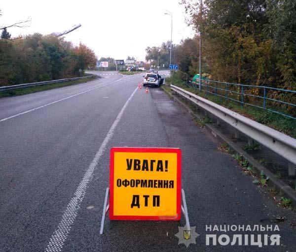 Аварія сталася в селі Волосянка Великоберезнянського району.