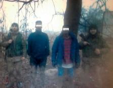 Стражі кордону Закарпаття змушені були зупиняти пострілами групу африканців