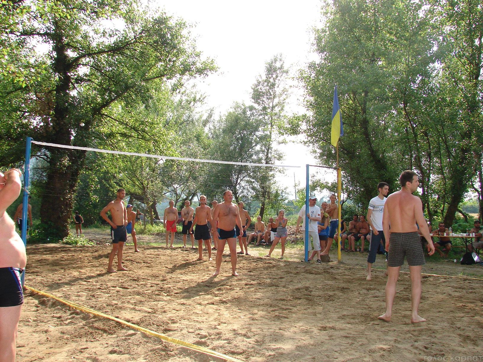 Крепление волейбольной сетки 37