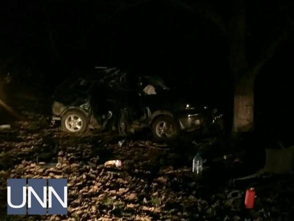 Устрашній аварії наЗакарпатті загинули троє людей