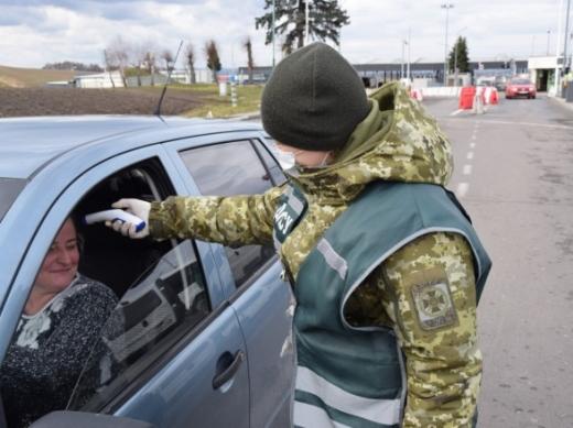 Об этом информировали в пресс-службе Госпогранслужбы Украины.