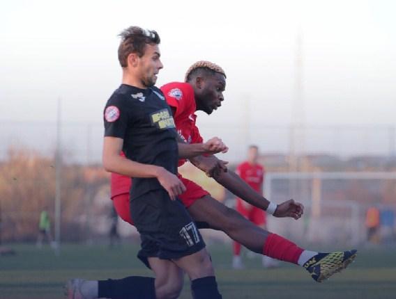 «Минайці» у другому спарингу в Туреччині зіграли внічию з донецьким «Олімпіком» 1:1.