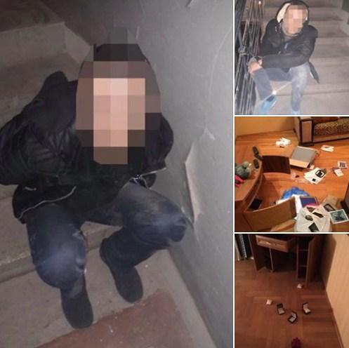 Учора, 16 січня, працівники обласного управління карного розшуку спільно з розшуківцями міського відділу поліції затримали двох квартирних злодіїв.